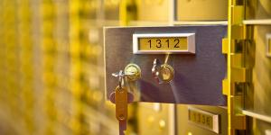 Safety Deposit Boxes Derby