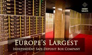 Safe Deposit Boxes Derby
